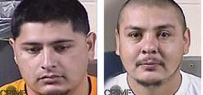 Two Men Arrested in Connection to 2007 Murder