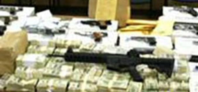 $9.3 Million in Cash & Drugs Seized in Major Cartel Drug Bust