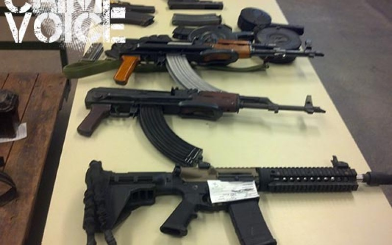 Two Arrested for Assault Weapons During Possible Poaching Operation