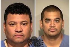 Wild Car Chase Nabs Burglars