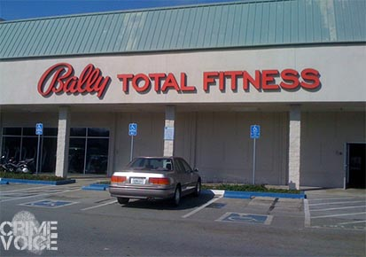 Bally Fitness, where the deadly altercation took place.