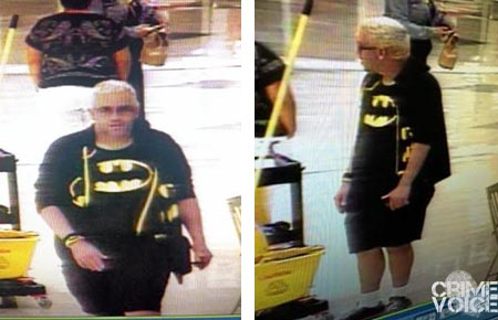 Kevin Gray from surveillance images that helped identify him.