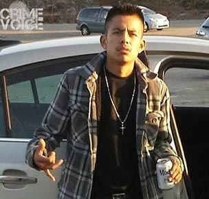 Ramirez (Facebook) posted this photo of himself Sept. 9, 2 days after the robbery.
