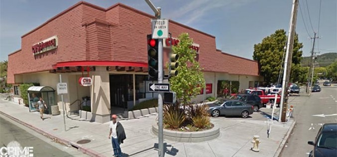 Christ Arrested for Assaulting Muhammed in San Rafael