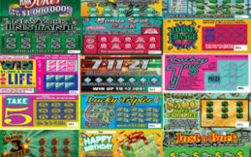 Alleged Lottery Ticket Thief Arrested in Visalia