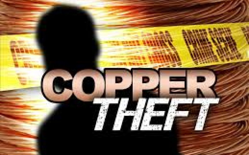 Trio Accused of Stealing A/C Parts Arrested