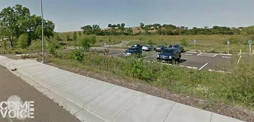 The Miners Ravine Bike Trail parking lot off Sierra College Bl.
