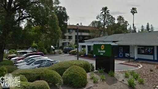 The shooting occurred at this Santa Rosa Vagabond Inn.