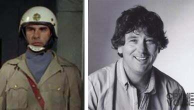Robert Orrison and Gary McLarty publicity photos