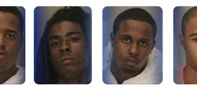 Suspect linked to home invasion robbery arrested