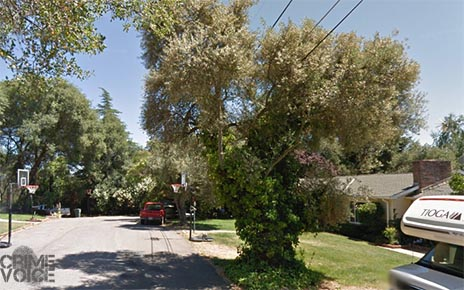 Belmont Drive is a narrow, winding tree lined road near Placer High School.