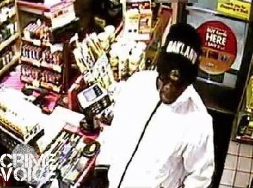 Caught on surveillance video