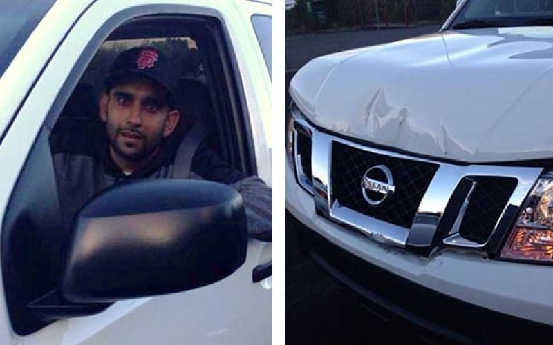 Hit-and-Run Driver Identified and Arrested Thanks to Facebook