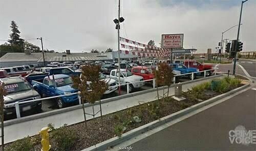 hayes auto sales