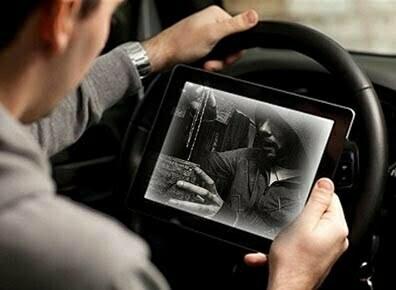iPad tracking