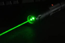 Man Allegedly Hit Sheriff Pilot's Eye with Green Laser