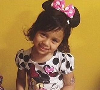 Jaelyn Zavala, innocent 4-year-old victim (Instagram)