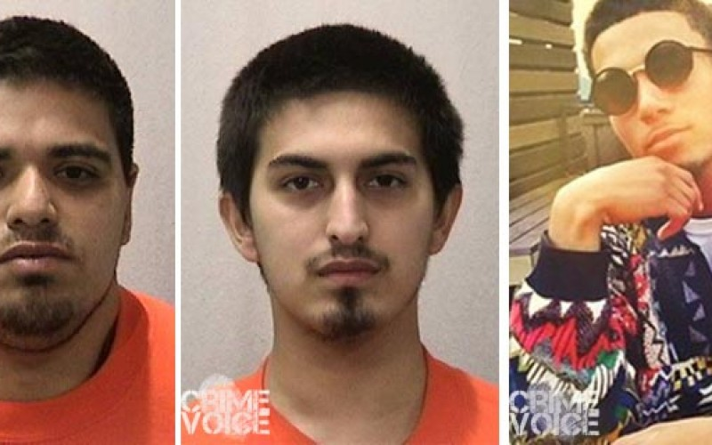 Brothers arrested and charged in fatal stabbing of Ronnie Goodman