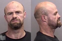Domestic Violence arrest in Fort Bragg