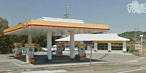 The Novato Shell Station