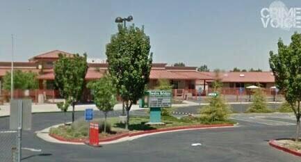 Twelve Bridges Elementary School was laced on lockdown during the manhunt.