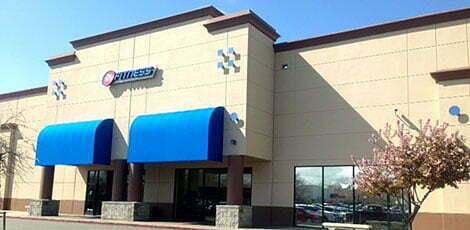 24 Hour Fitness in Roseville on Sunrise