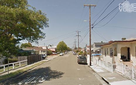 29th St. Richmond, where the SWAT team was on hand to arrest Padilla (Google maps)