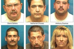 Probation Sweep Nets Six Arrests