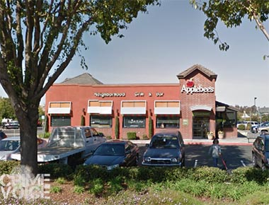 Perez had been drinking at Applebees before he drove off intoxicated.
