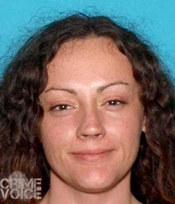 Humboldt Sheriff released this photo when she was being sought in August.