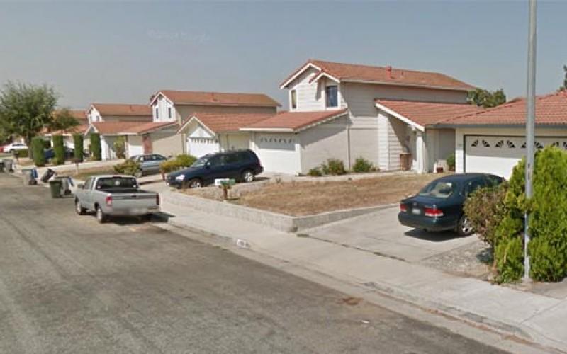 Burglars enter home while resident is still inside