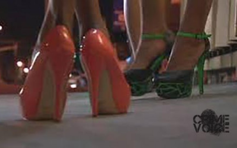 Woman is Awash in Prostitution Priors