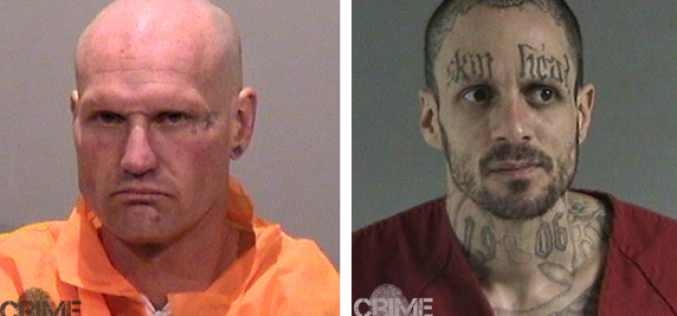 Two San Francisco skinheads sentenced for series of five Bay Area bank robberies