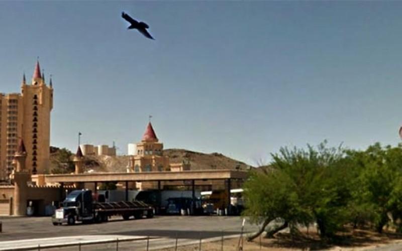 Woman's Body Discovered at Nevada-California Border