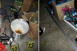 Strong Odor Leads to Drug Lab Discovery
