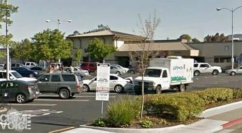 Jason Stephens was arrested at Safeway in Petaluma.