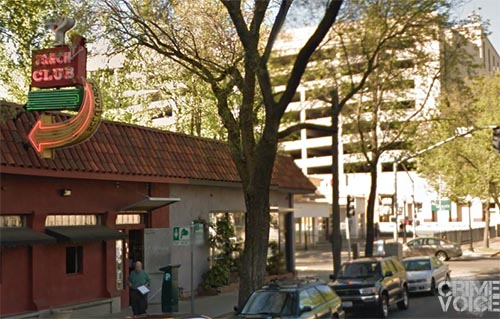 The shooting happened outside the Torch Club in Downtown Sacramento.