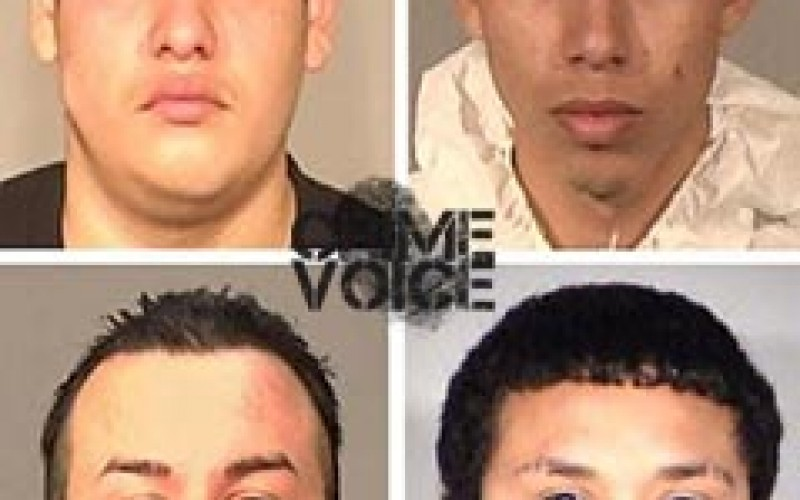 Three Gang Members Arrested in Connection to Shooting of Teenager