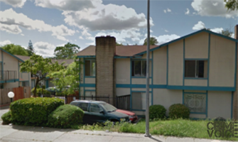 The shooting happened near this Arden Arcade apartment building.