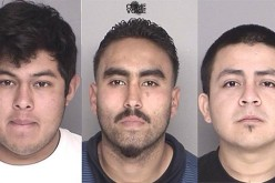 Trio Nabbed for Stabbing