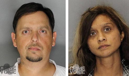 Michael Moreno and Sandy George murder and robbery case. (Sacramento County)