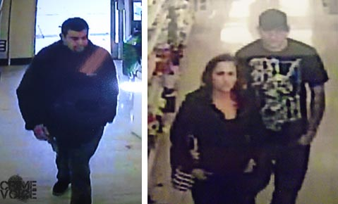 3 other suspects are still wanted from the Rite Aid thefts.