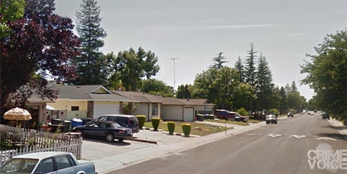 Curry's body was found at his home in this south Sacramento neighborhood.