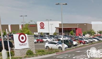 The Target on 4th Avenue in East Sacramento