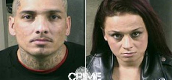 Man and Woman Arrested Following High-Speed Chase in Fresno
