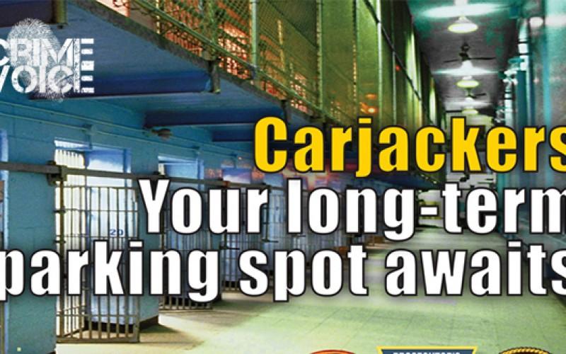 Multiple Carjacking Suspect Attacks Women in Parking Garage