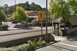 Two Arrested at Downtown Novato Bus Pad for Robbery