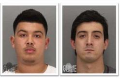 Driving suspects arrested for vehicular manslaughter after crashing during race