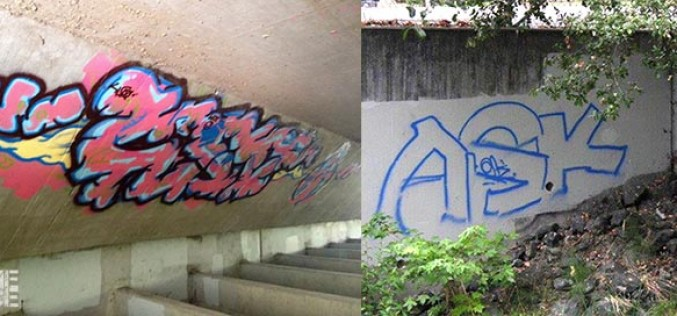ASK Tagger arrested