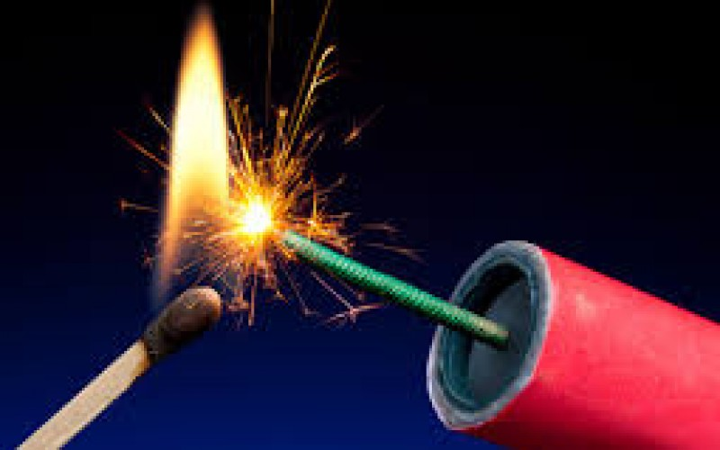 Lebec Man Arrested on New Year's Eve for Setting Off Explosive Device